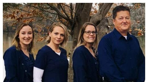 Chiropractor Seaford DE James Hummel and Team