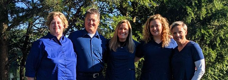 Chiropractic Seaford DE Staff at Nanticoke Chiropractic Center